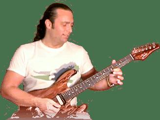 Guitar Instructor - Rick Graham
